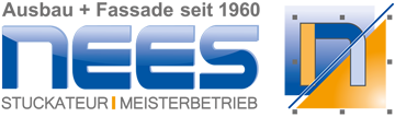 Stuckateur-Meisterbetrieb Bernd Nees Logo