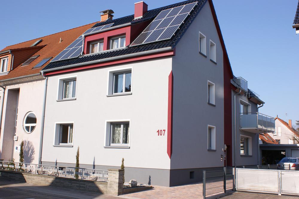 Stuckateur-Nees-Fassade nachher